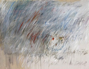 9. inspiratie (Twombly)